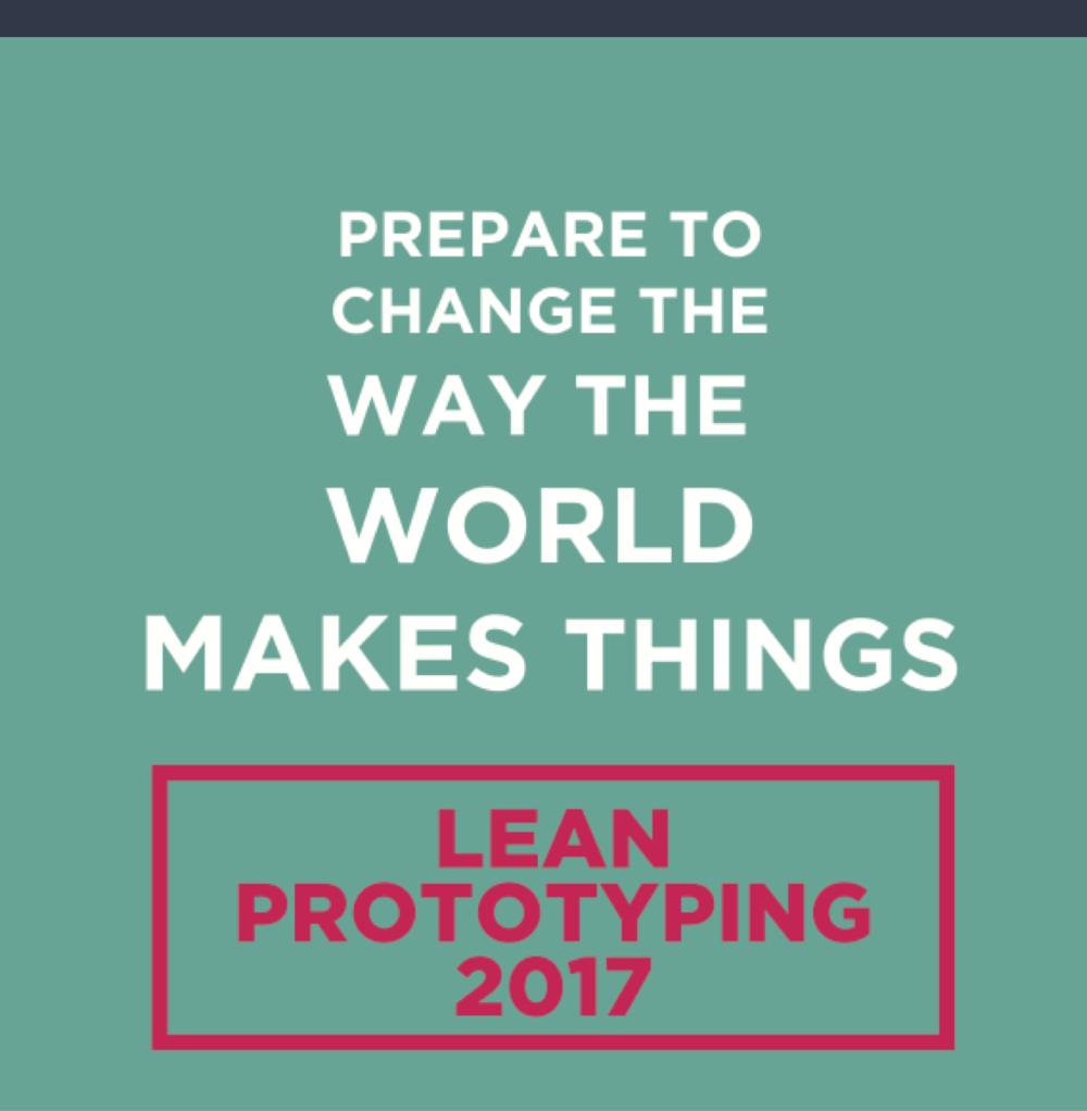 LEAN PROTOTYPING 2017   Dentro de los laboratorios de alta especialización de INADEM, puedes obtener un apoyo para el desarrollo de un producto  innovador  con un monto de hasta $250,000MXN. Aplica ahora, nuestra convocatoria esta abierta.
