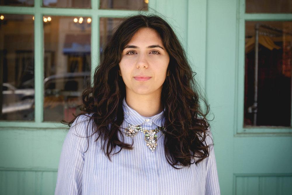Delara Hashemi, flute