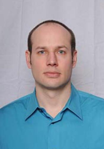Andre Dyachenko, clarinet