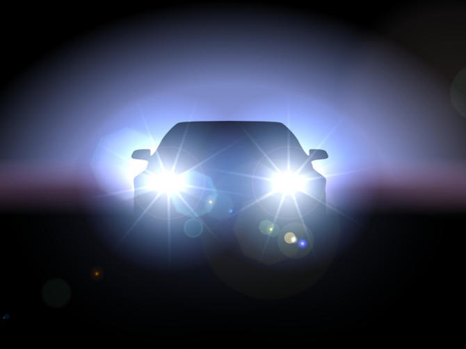 Visibility at night can be crucial to your safety, give yourself the time you need to react in unexpected situations.