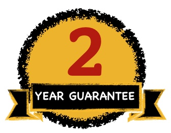 Due to high traffic volume and sun exposure our 2 year GUARANTEE does not extend to commercial vehicles