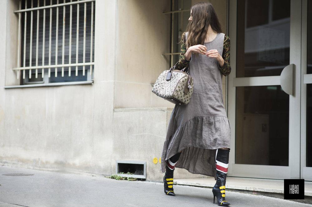 Ursina Gysi - Paris