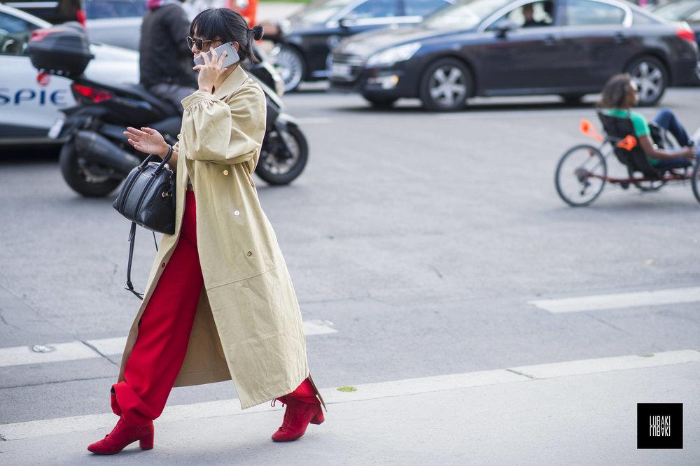Margaret Zhang - Paris