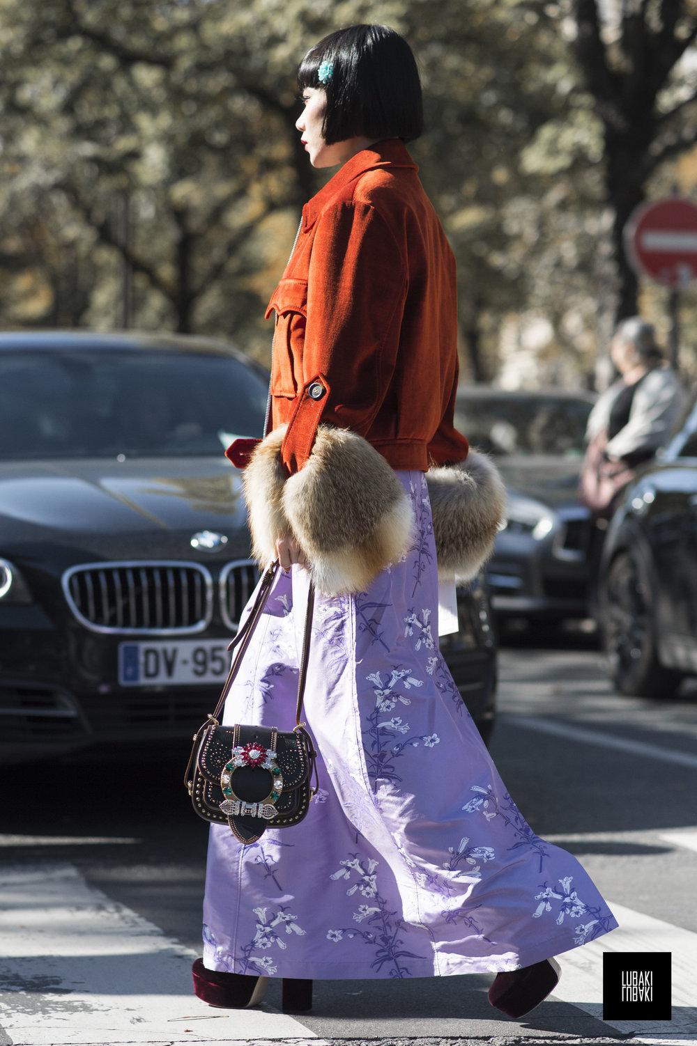 Mademoiselle Yulia - Paris