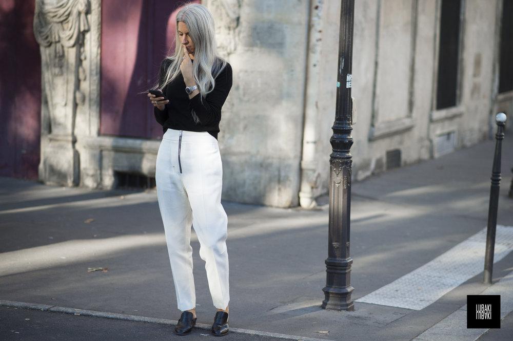 Sarah Harris - Paris