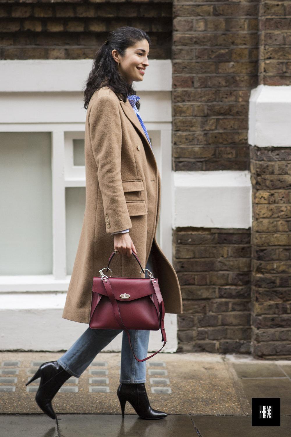 Caroline Issa - London