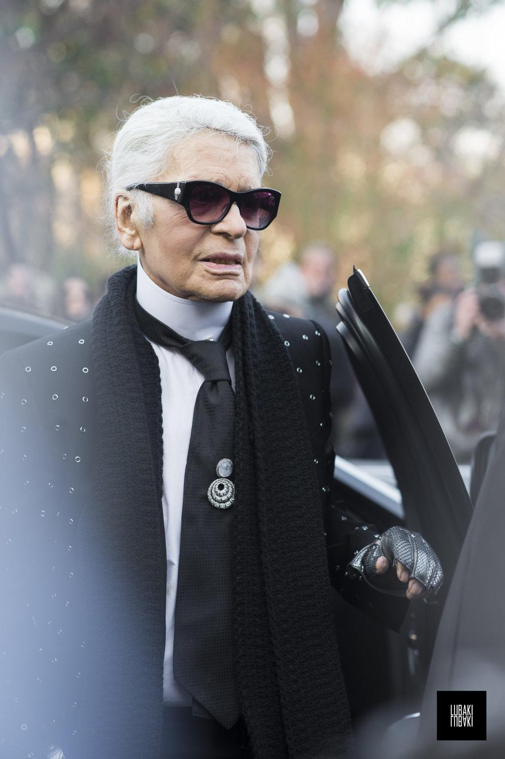 Karl Lagerfeld - Paris