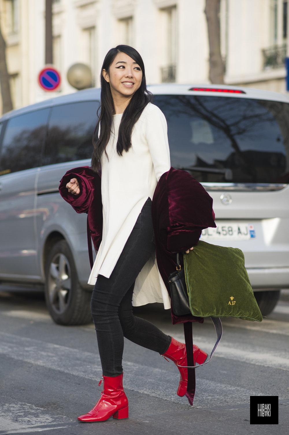 Yuwei Zhangzou - Paris