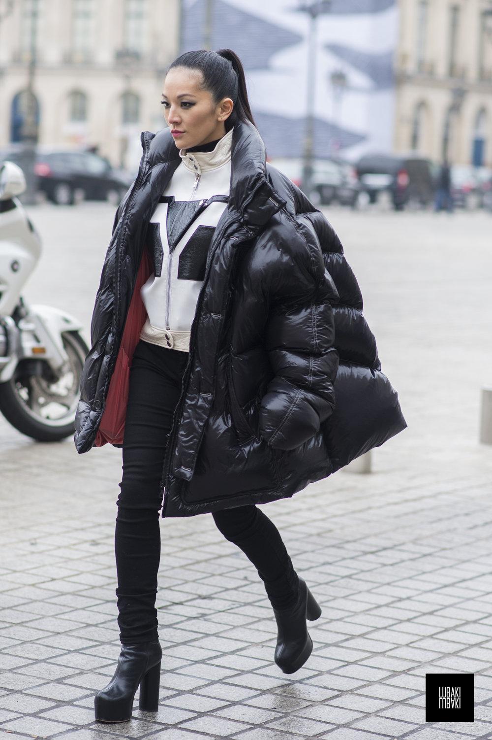 Tina Leung - Paris