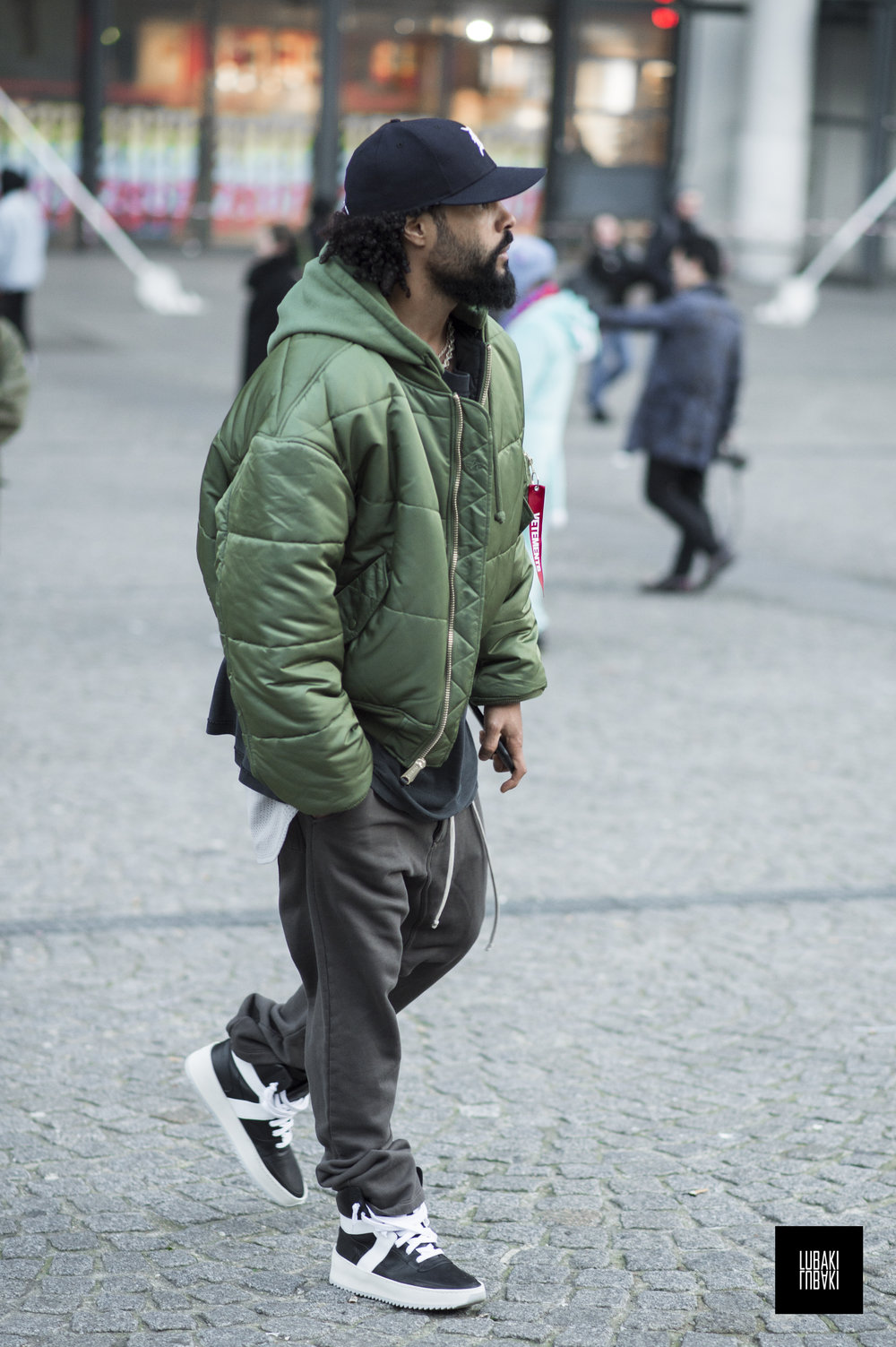 Jerry Lorenzo - Paris