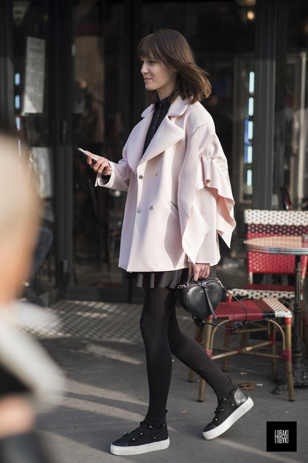 Anna Kolomoiets - Paris