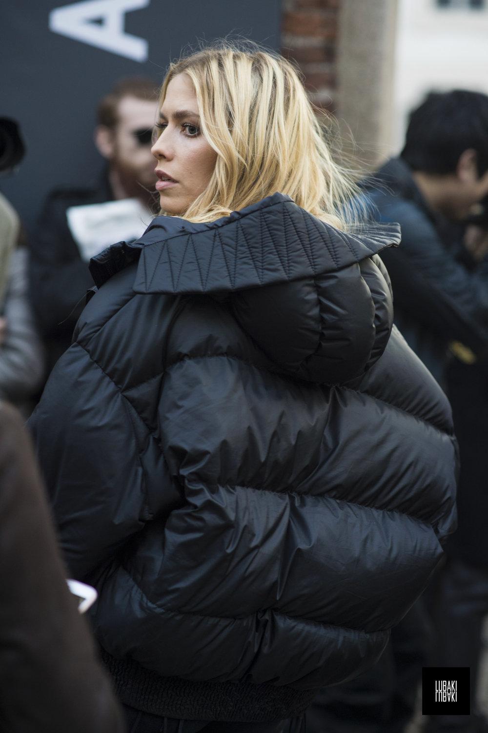 Lena Perminova - Milan