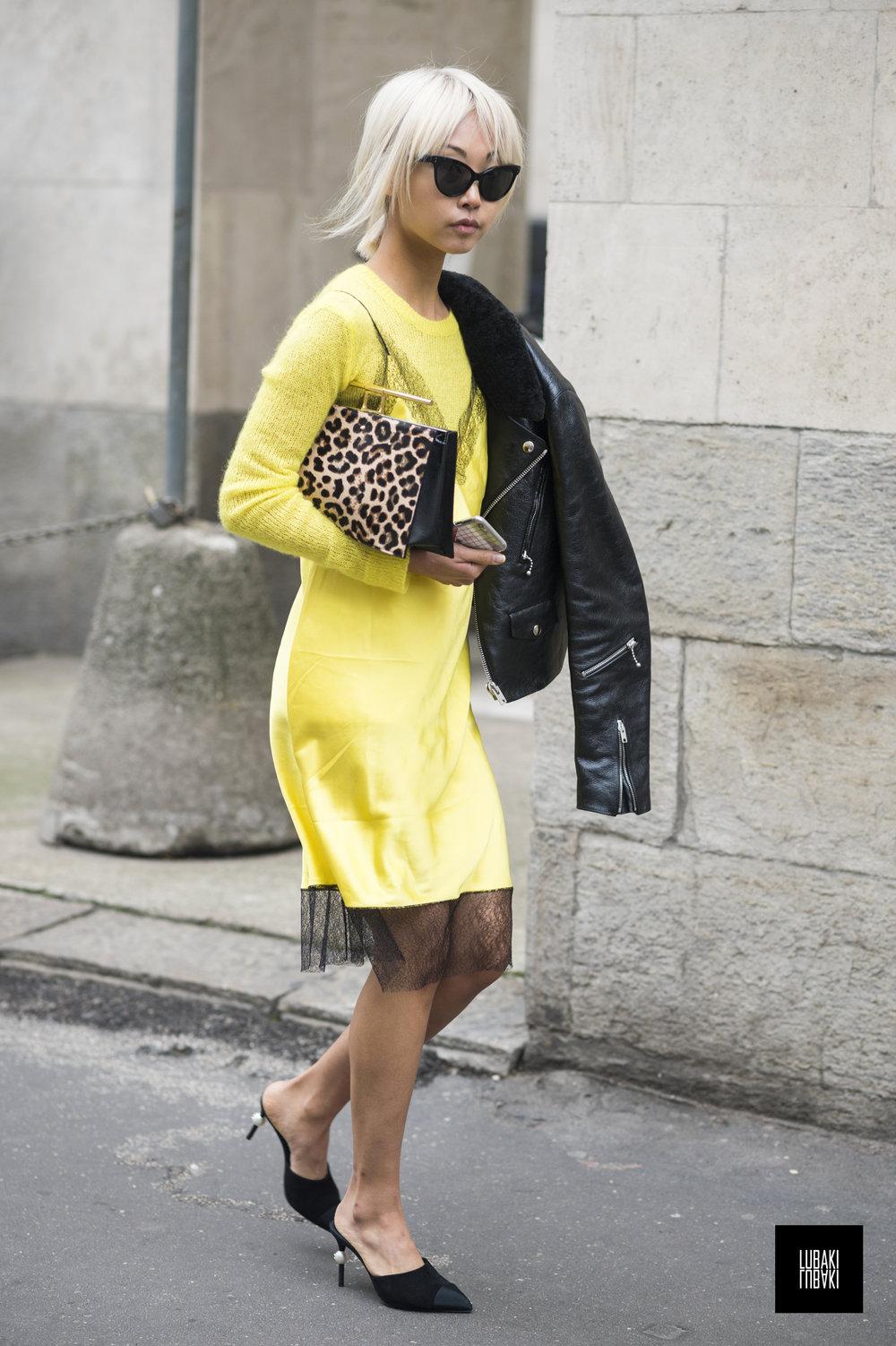 Vanessa Hong - Milan