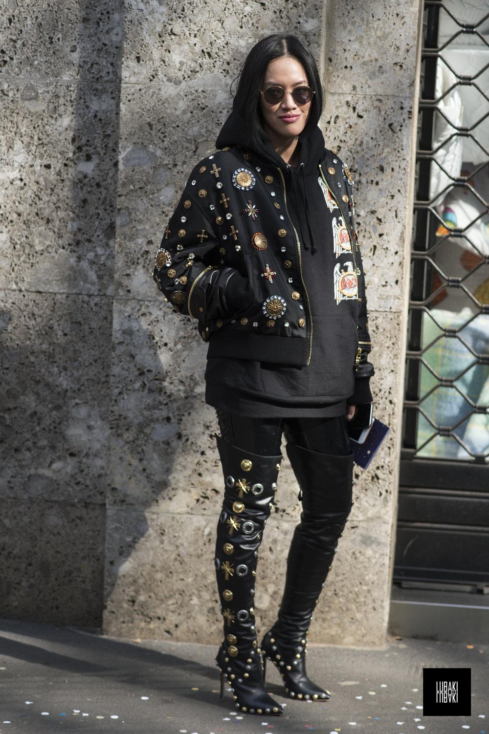Tiffany Hsu - Milan