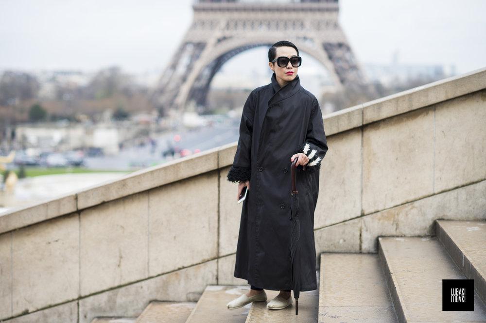 Tera Feng - Paris