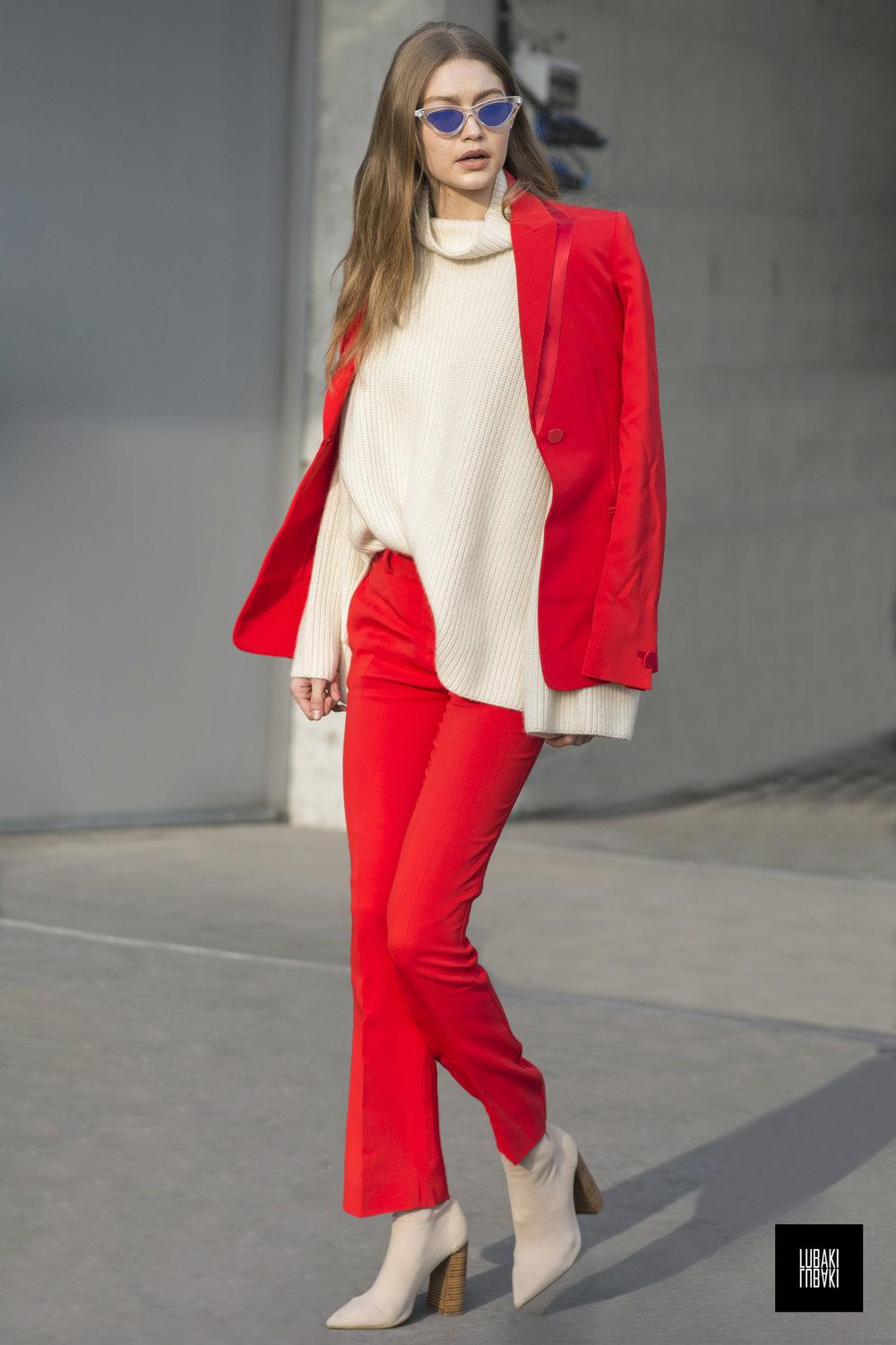Gigi Hadid - Milan