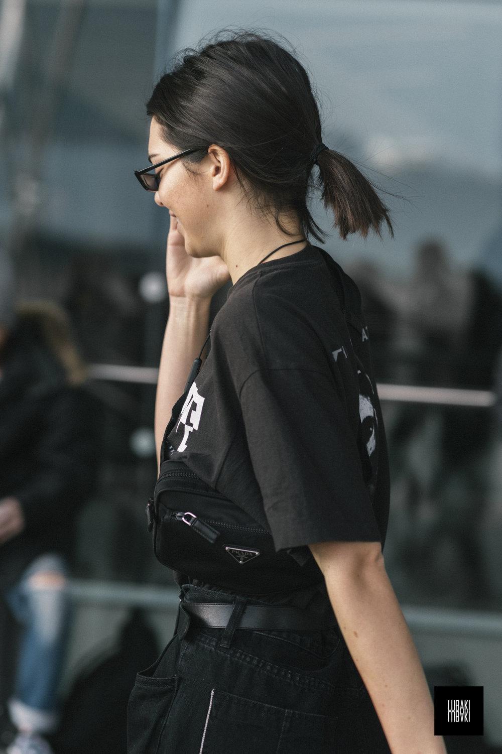 Kendall Jenner - Milan