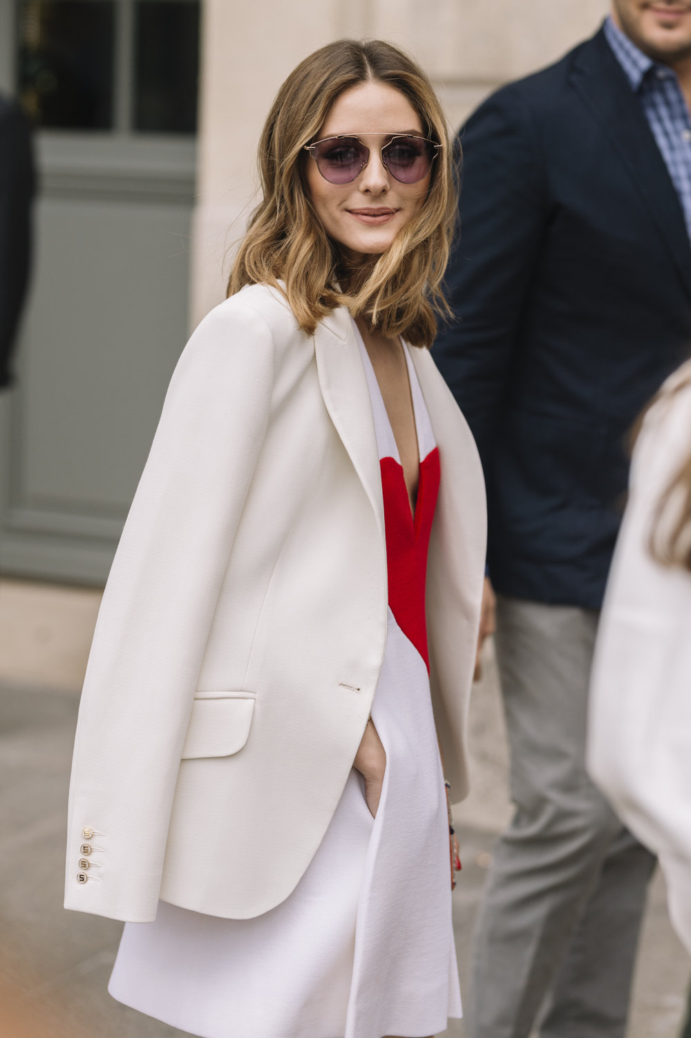 Olivia Palermo - Paris