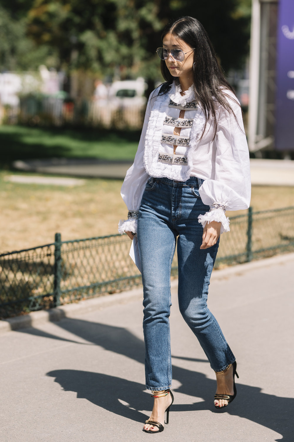 Justine Lee - Paris