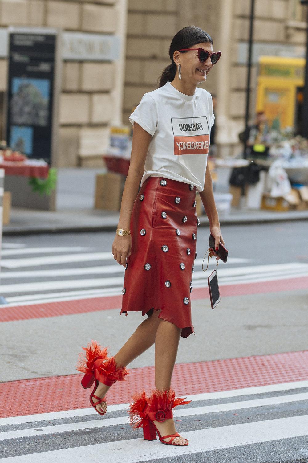 Giovanna Battaglia - New York