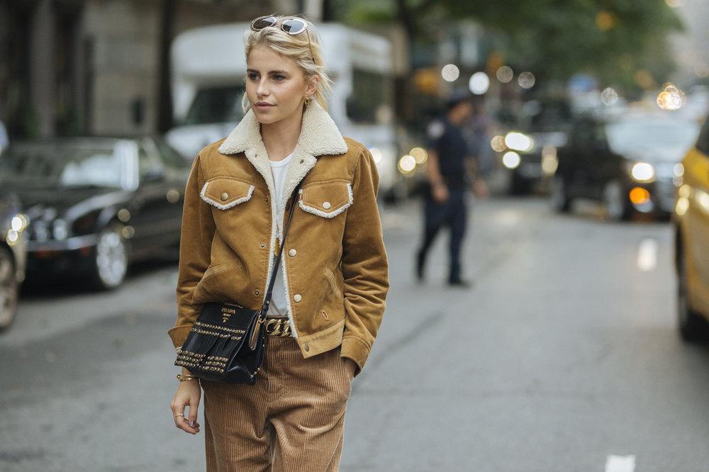 Caroline Daur - New York