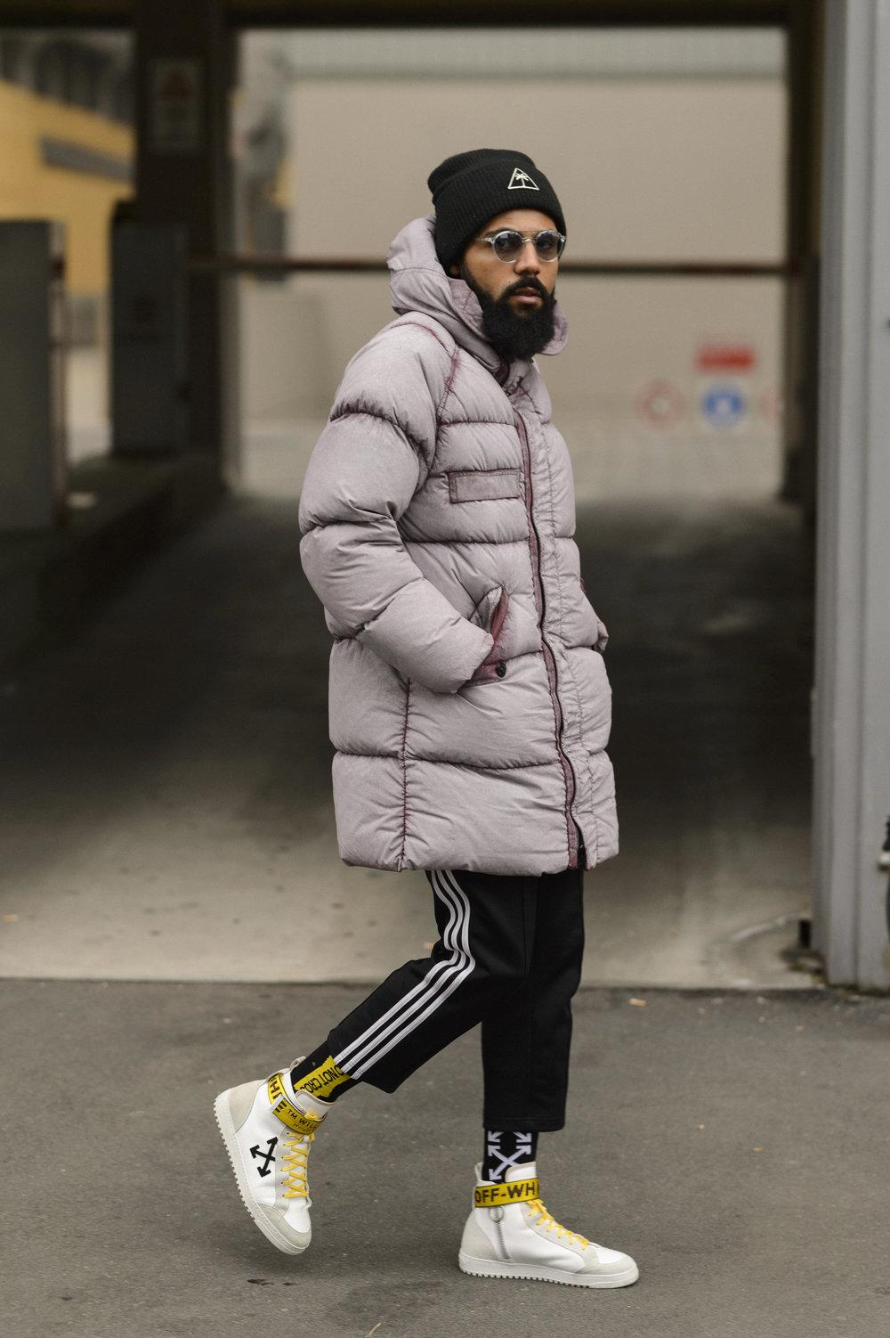 Jean-Claude Mpassy - Milan