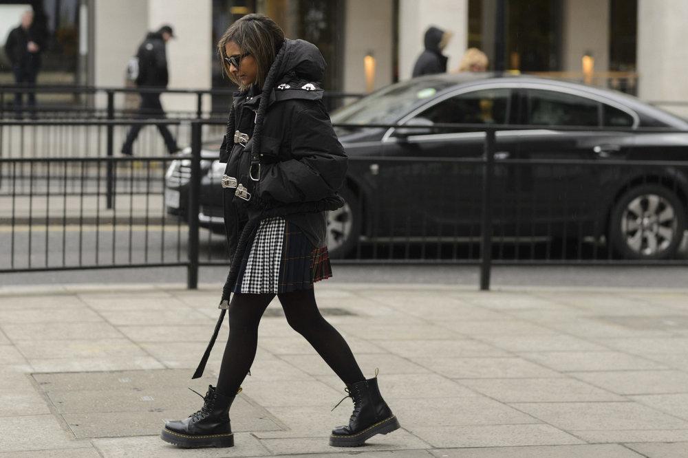 Natasha Advani - London