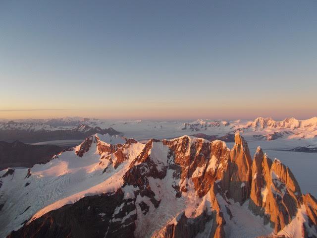 Terra Cielo Mare Orienteering Cerro Torre