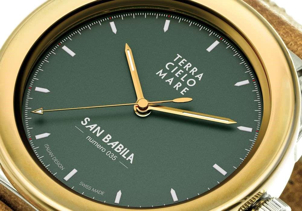 Tera Cielo Mare Milano San Babila - TCM Watches