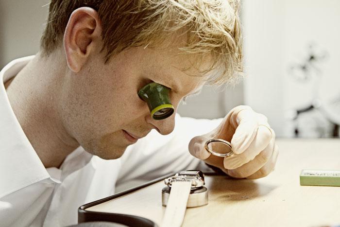 Jannes Vollmuth - Master watchmaker