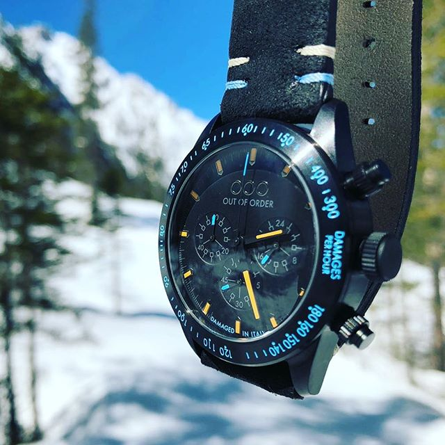 After Baselworld, time to relax for the team @outoforderwatches 📸 credit @ricky_torrisi #outoforderwatches #watchgang #watch #watchgeek #wristcandy #watchporn #mensfashion