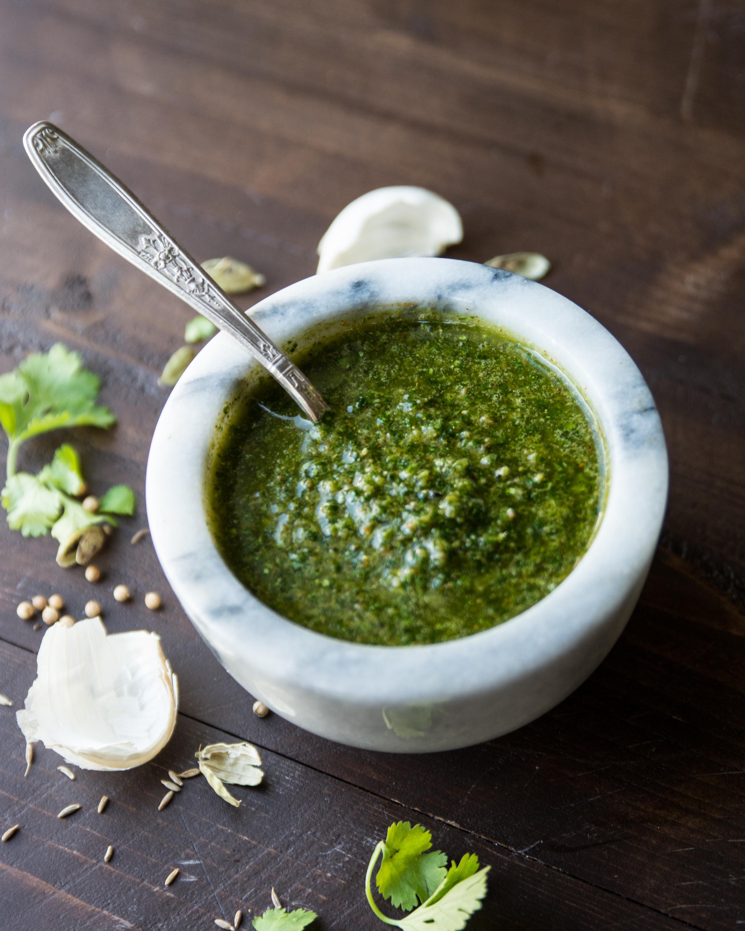 spicy-cilantro-sauce