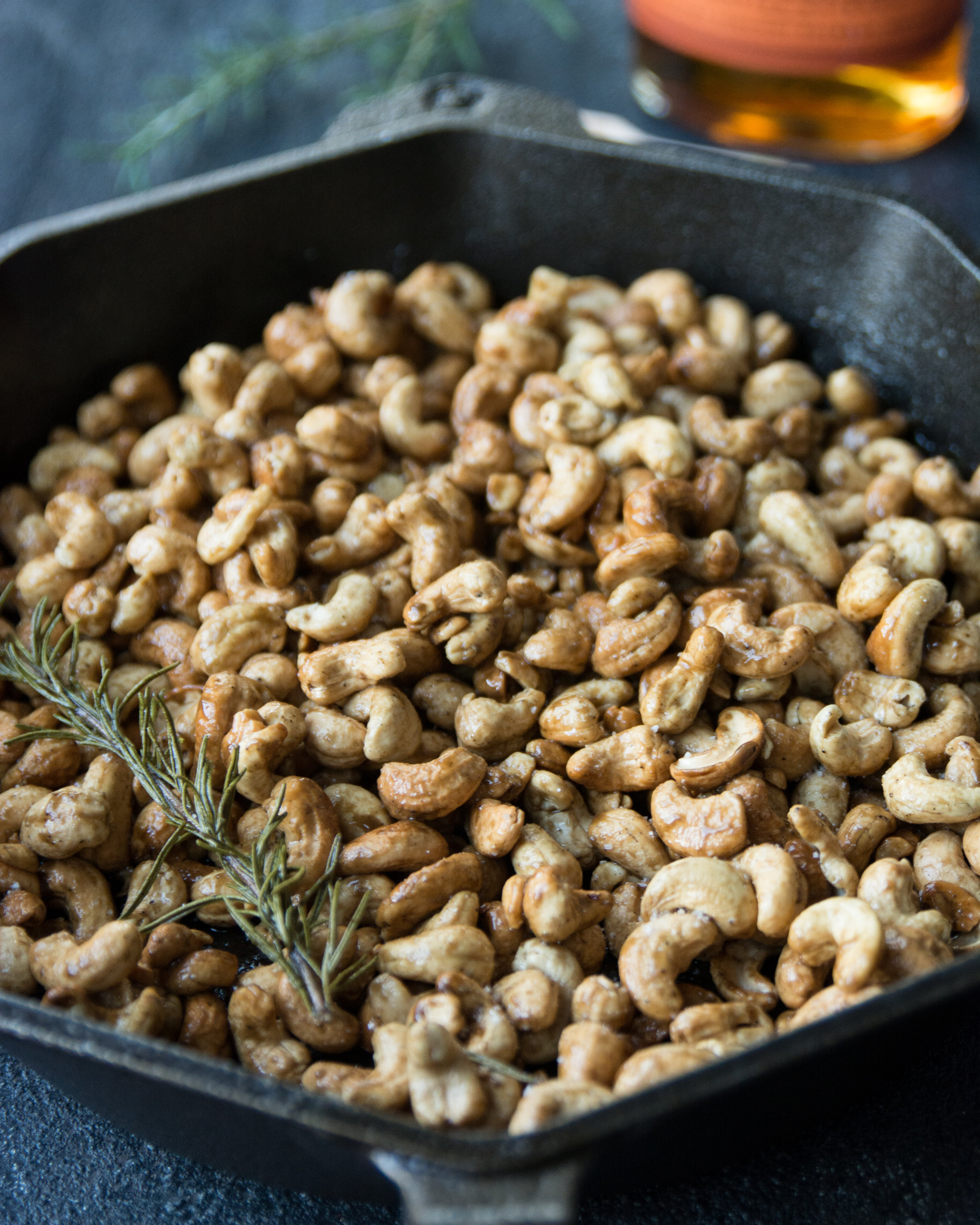 rosemary-and-vanilla-bourbon-spiked-nuts