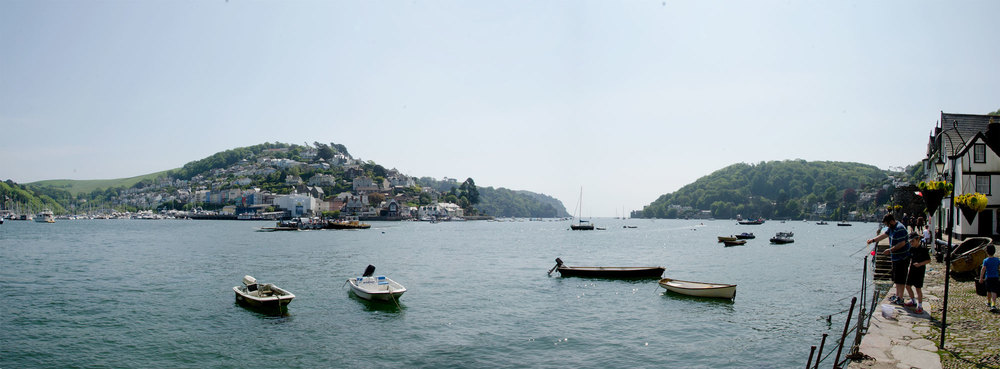 dartmouth from bayards cove