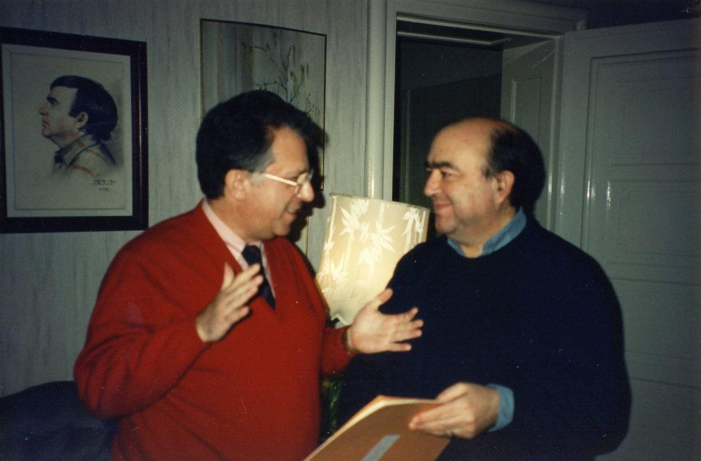 "Pepe, Lorenzo Palomo, preparing world premiere of ""Nocturnos de Andalucía"""
