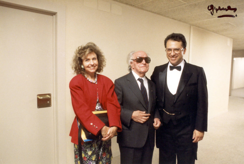 Cecilia Rodrigo, Joaquín Rodrigo, Pepe in Madrid