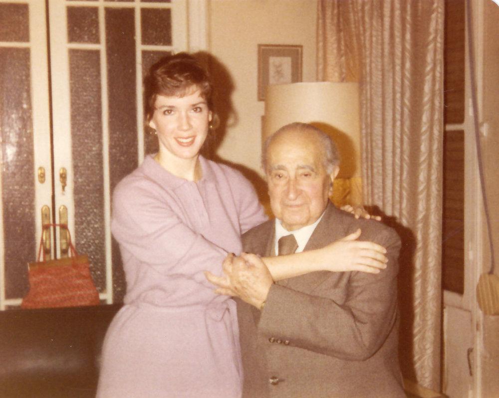 Carissa and Federico Moreno Torroba