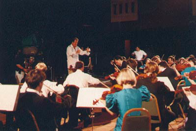 Neville Marriner with Pepe and the Academy of  St. Martin-in-the-Fields performing for Rodrigo documentary film.