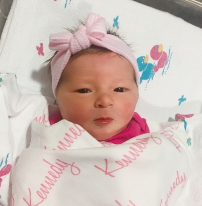 Kennedy Taylor Mohn - July 5, 2017 @ 4:07pm - 6lbs, 14oz - 20 inches long