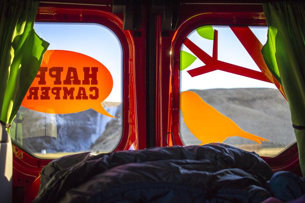Happy Campers Iceland Campervan Rental