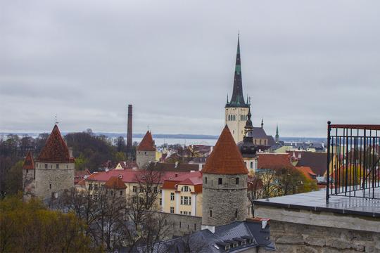 Tallinn Estonia Travel