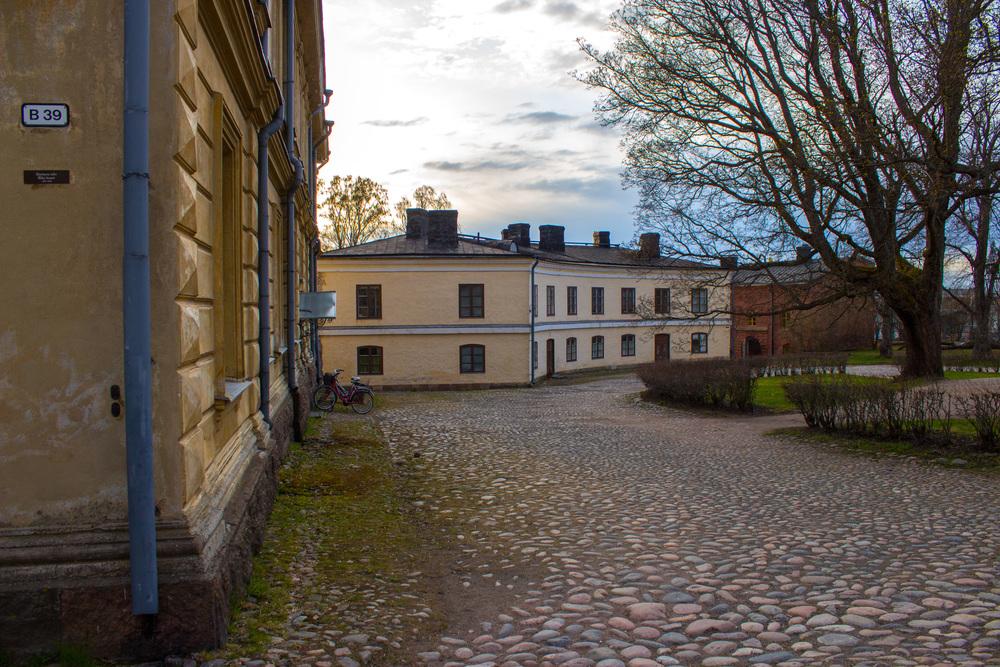 Suomenlinna Helsinki Finland