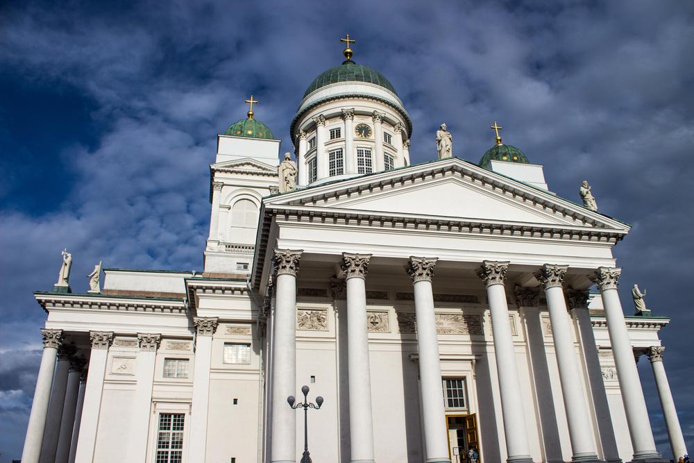 Helsinki Cathedral Helsinki Finland
