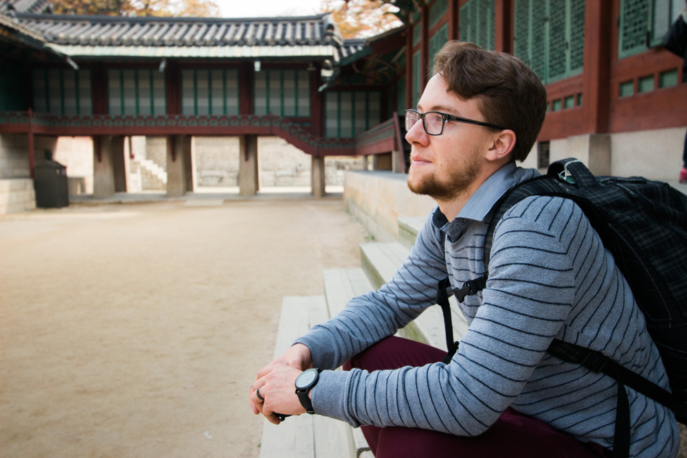 What to do on a Layover in Seoul Changdeokgung Palace