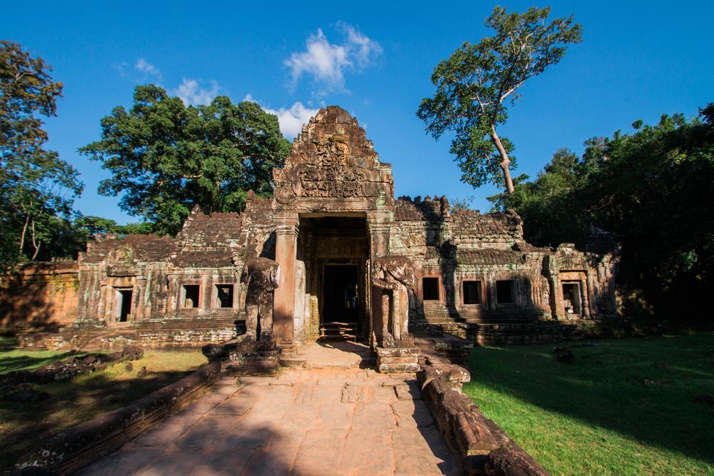 Preah Khan Temple, Agnkor Wat Complex