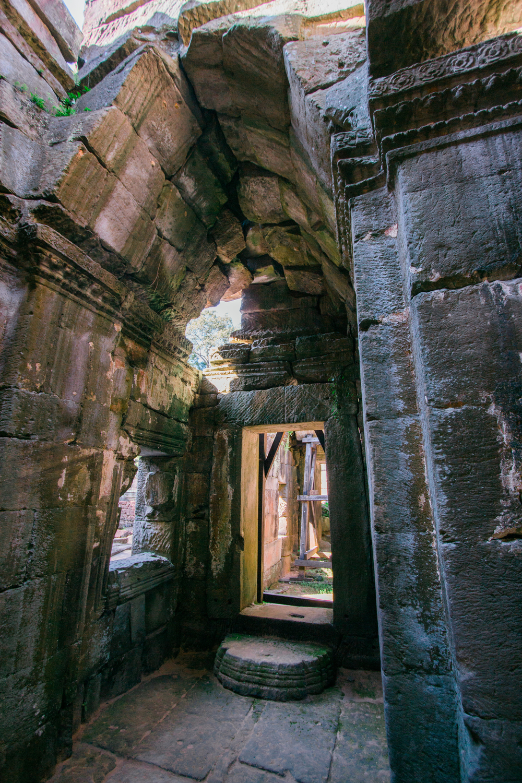 Preah Khan Temple, Angkor Wat