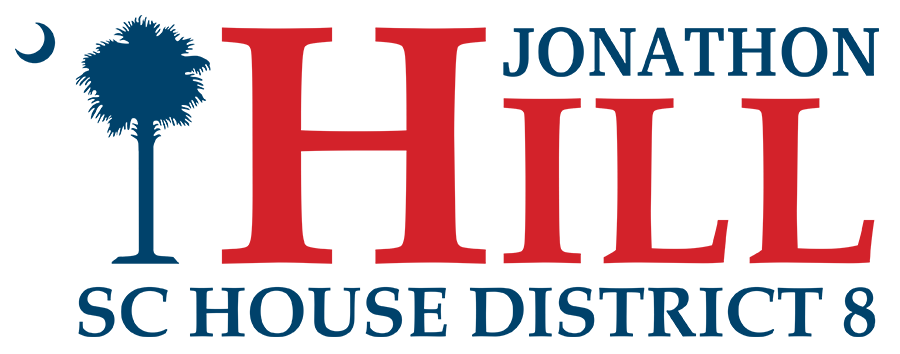 Jonathon Hill, SC House District 8