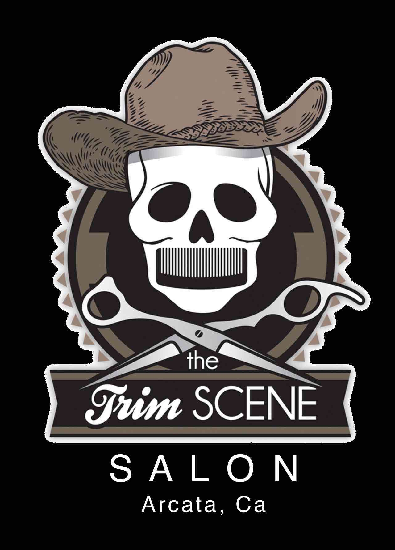 THE TRIM SCENE SALON