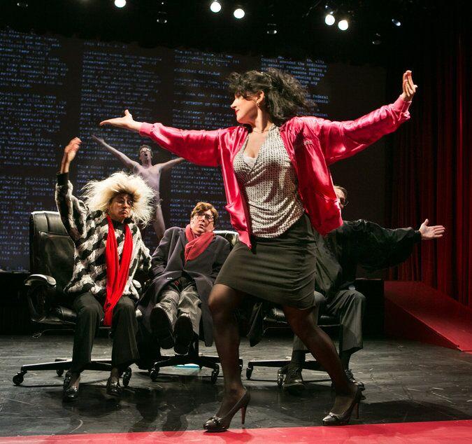 Performers: Suzie Sokol,