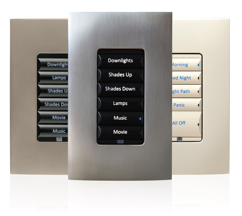 Smart Keypad Dimmer